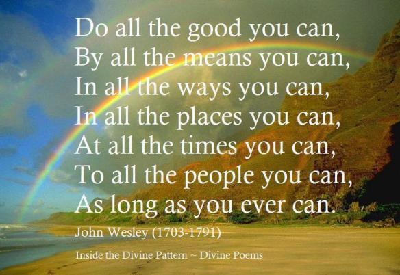 Do good .....