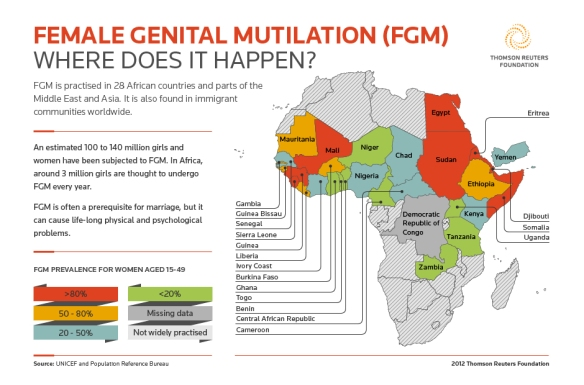 female genital mutilation in the middle east and north africa essay The first new data on female genital mutilation in a decade shows new york and california as high-risk states  immigration to the us from african and middle eastern countries—where the .