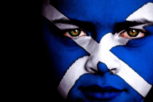 FLAG EYES ....