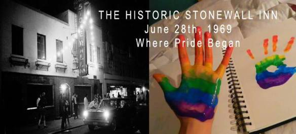 Stonewall Inn .... where PRIDE was born!!