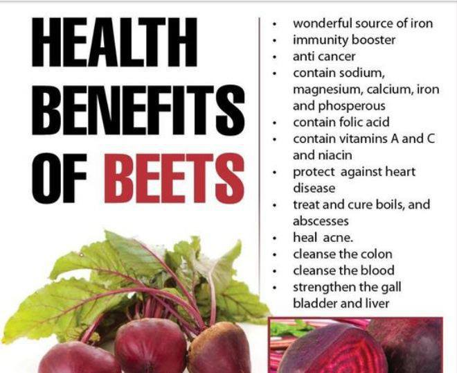 why is beetroot good for you