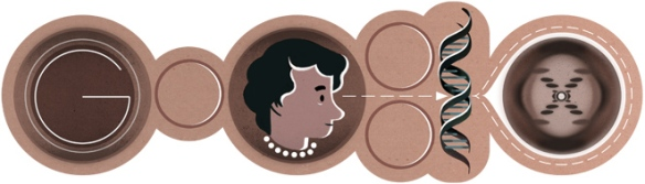 Rosalind Elsie Franklin ..... 93rd birthday!