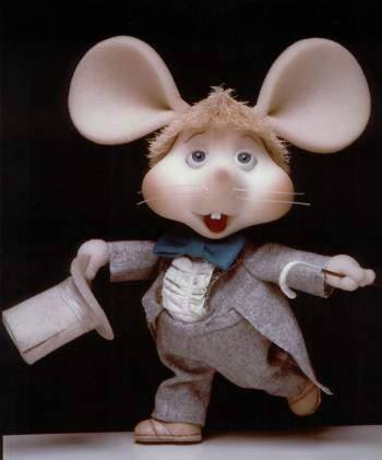 TOPO GIGIO ...... so cute!!