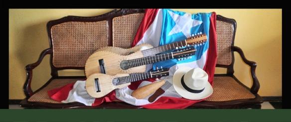 "Name Puertorriqueno: ""Cuatro De Puerto Rico"" ……. Our Typical Musical Instrument"