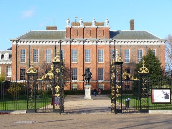 Kensington Palace ...