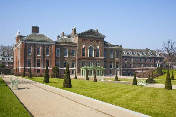 Kensington Palace .....