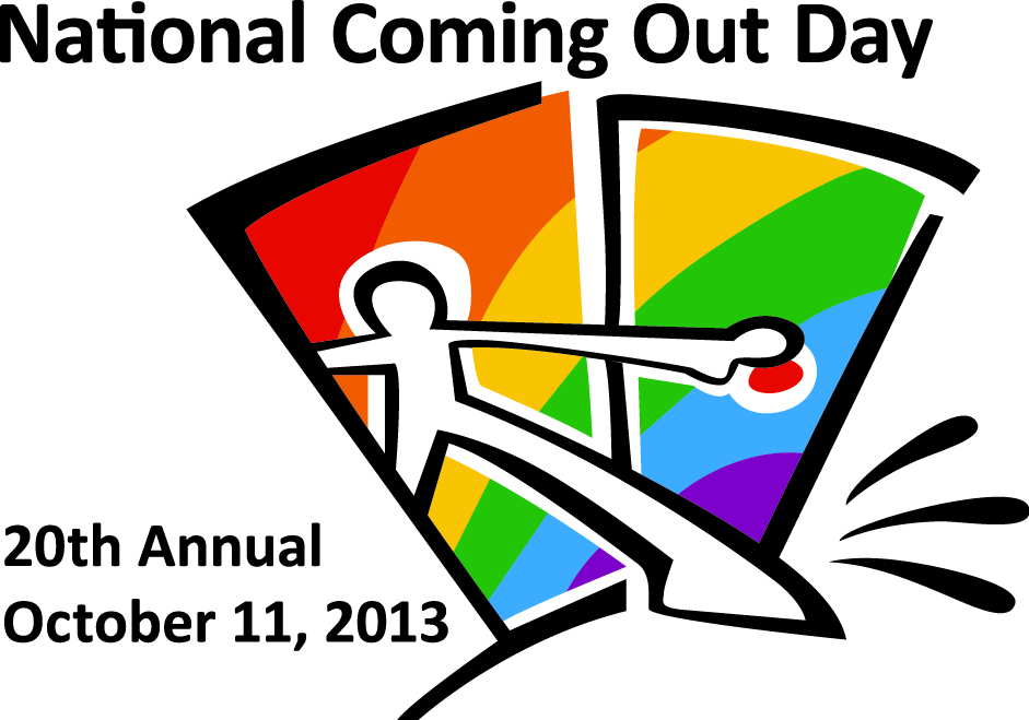 National Coming Out Day ….. October 11 | It Is What It Is