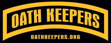 Oath Keepers logo ....