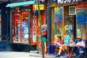 Greenwich Village .....