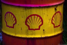 Oil drum ...