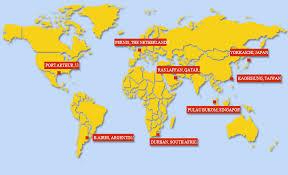 Worldwide ...