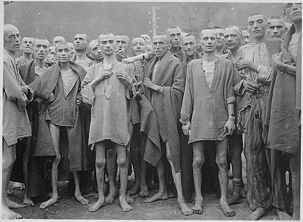 Auschwitz death camp essays