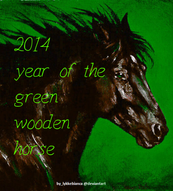 2014 ….. Year of the Horse …. Chinese Horoscope! | It Is ...