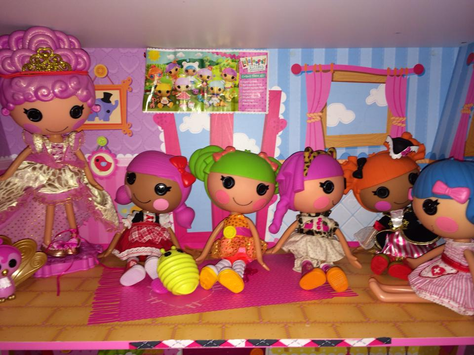 """Have you heard about """"Lalaloopsy Land""""?"""