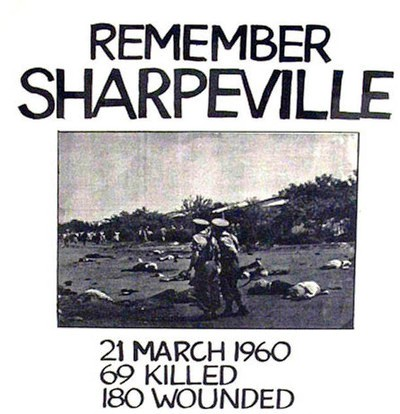 The Sharpeville Massacre – a summary