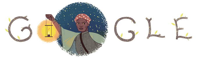 Harriet Tubman Google Doodle Honors Her Today It Is What It Is