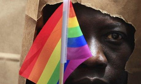 Ugandan asylum seeker