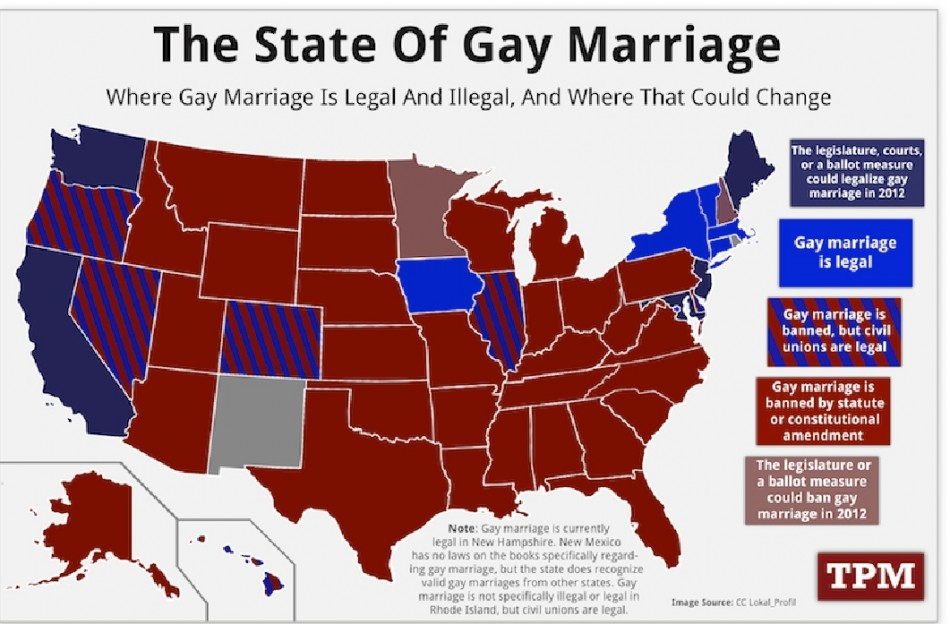 Marriage equality and the supreme court