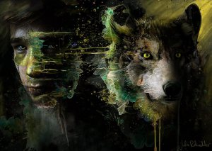 Were Wolf or Man Wolf