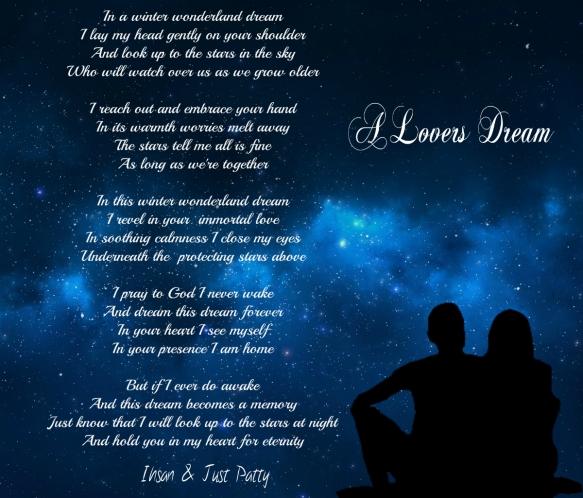 a lovers dream