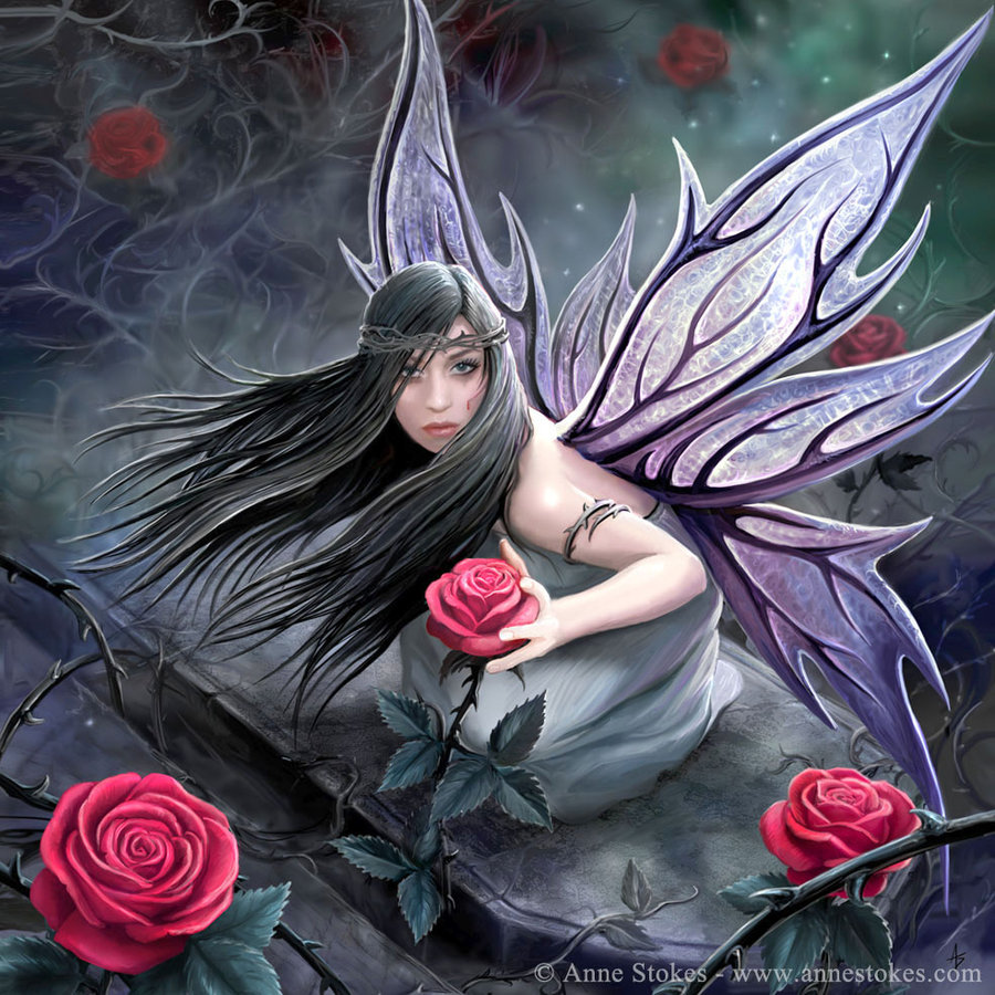 Anne Stokes …. great fantasy artist!! | It Is What It Is