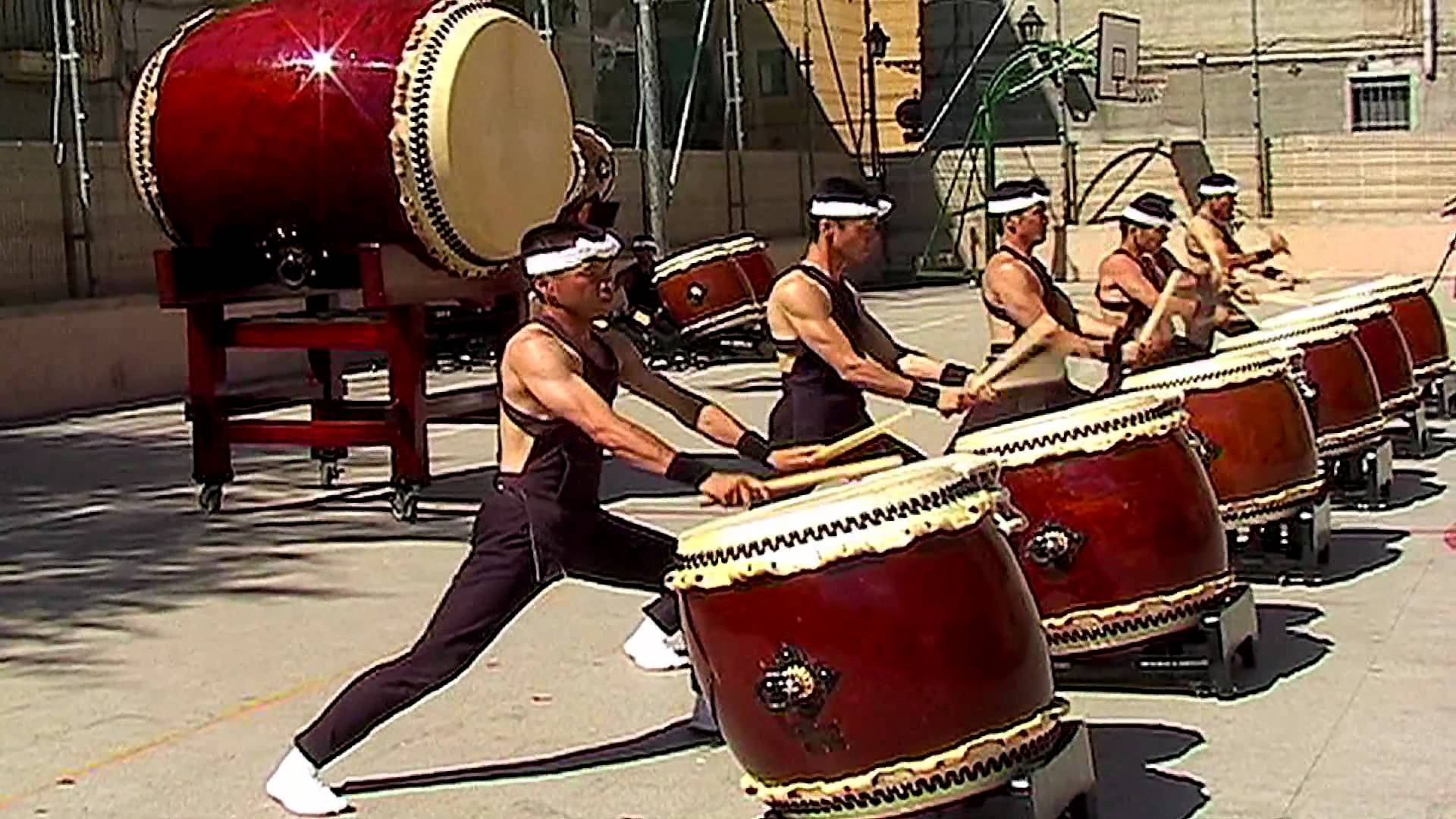 Japanese drummers photos 55