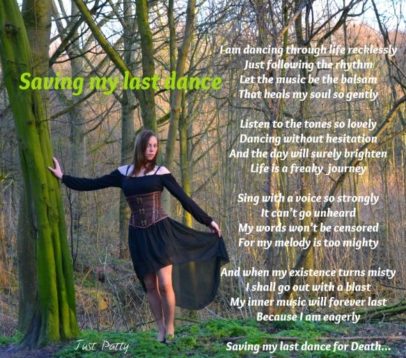 saving my last dance