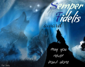 semper fidelis award