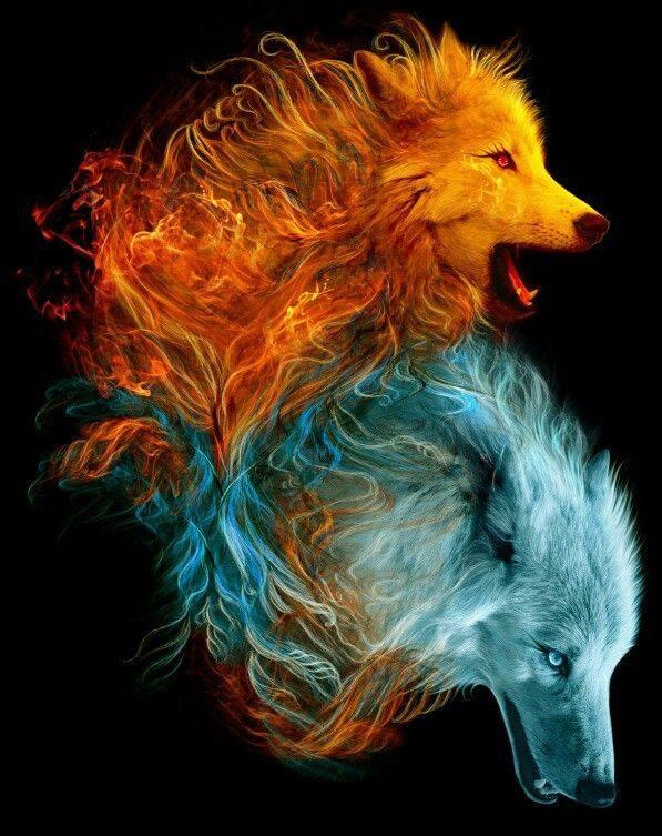 Wolf Spirit Totem ..... symbolism! (6/6)