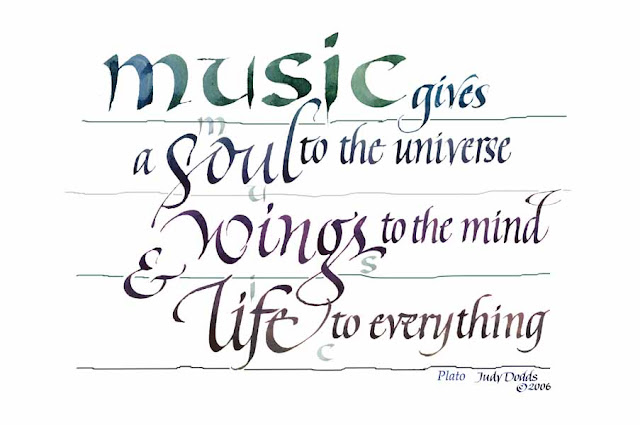 what is the greek word for music