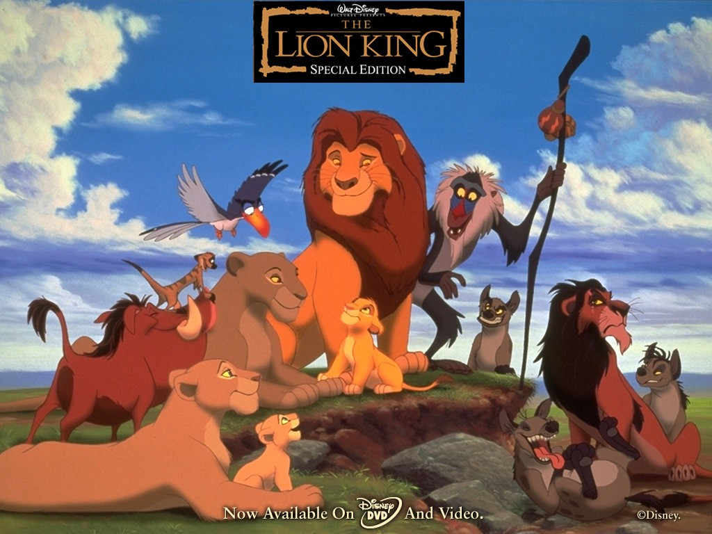 The Lion King 1994 Trailer Youtube Videos Lgbt Community
