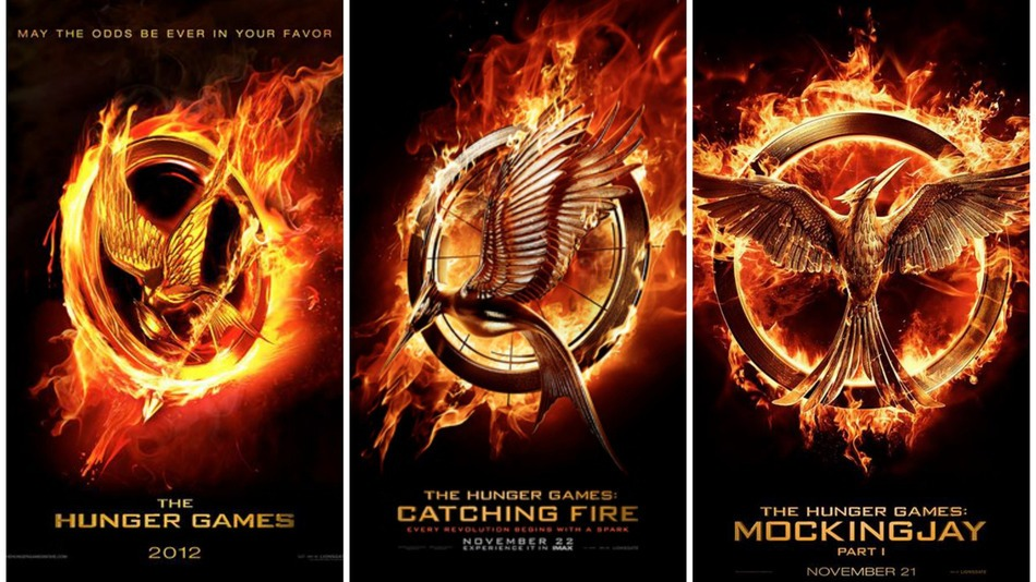 The Hunger Games The Mockingjay Part 1 Is Coming It Is