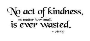 KindnessA