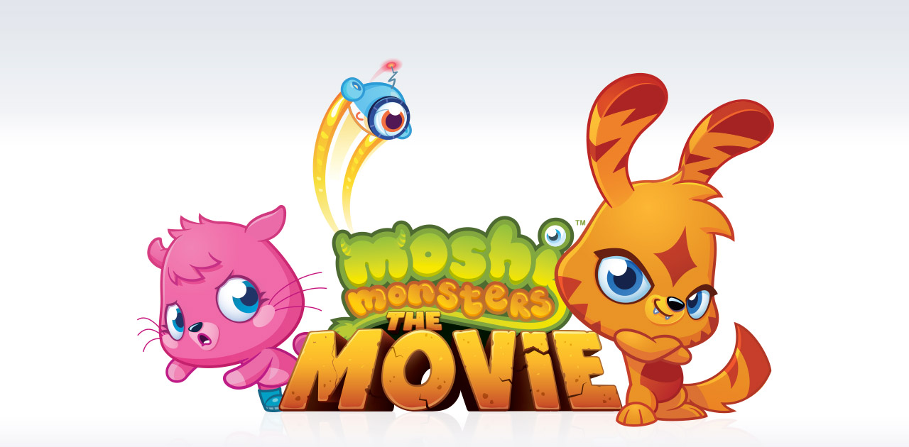 angelika has a new passion moshi monsters it is what