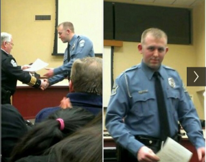 Darren Wilson, murderer of Michael Brown