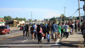 Ferguson demonstration Tuesday