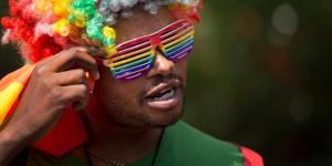 Kenya Gay Protest
