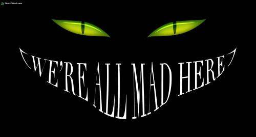 Alice-In-Wonderland-Smile-Cheshire-Cat-Black-Mad-Eyes-Dark-Halloween-Desktop-Images