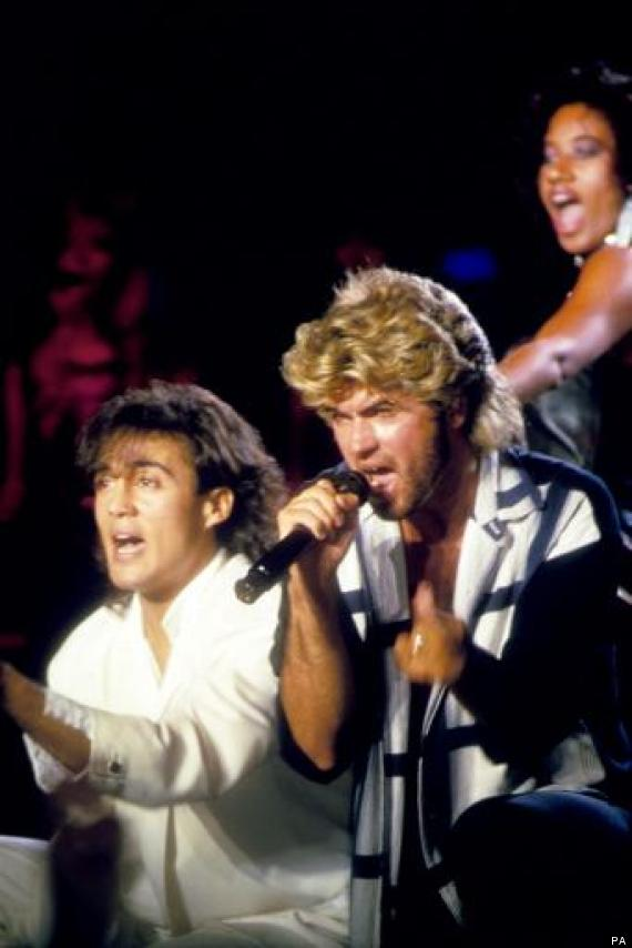 ridgeley lesbian singles Their first release, wham rap – one of the first singles by a british group containing rap  andrew ridgeley and george michael (image: press association.
