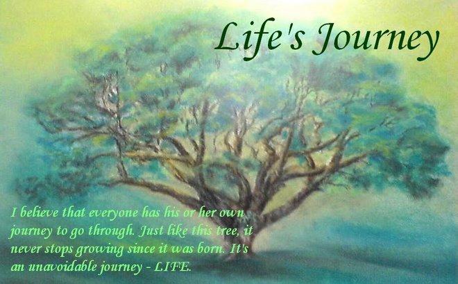 "to start the day ""secret journey"" it is what it is ~~secret journey~~"