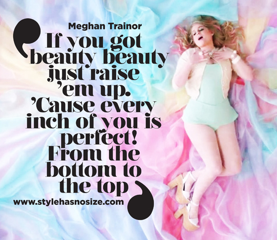 All About That Bass Meghan Trainor Quotes | www.imgkid.com ...