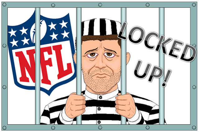 Nfl arrests by team since 2018