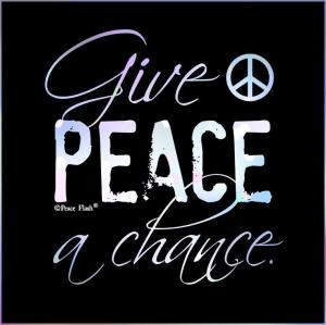 PeaceChance