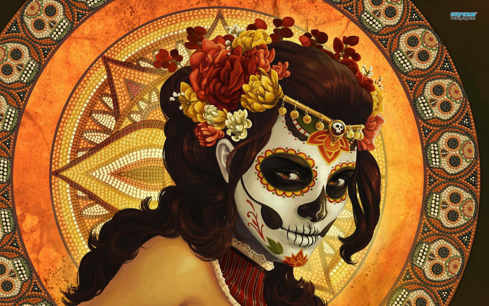 "Day of the Dead"" …. ""Dia de Los Muertos""!! | It Is What It Is"