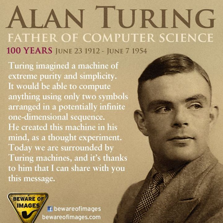 Alan turing phd thesis
