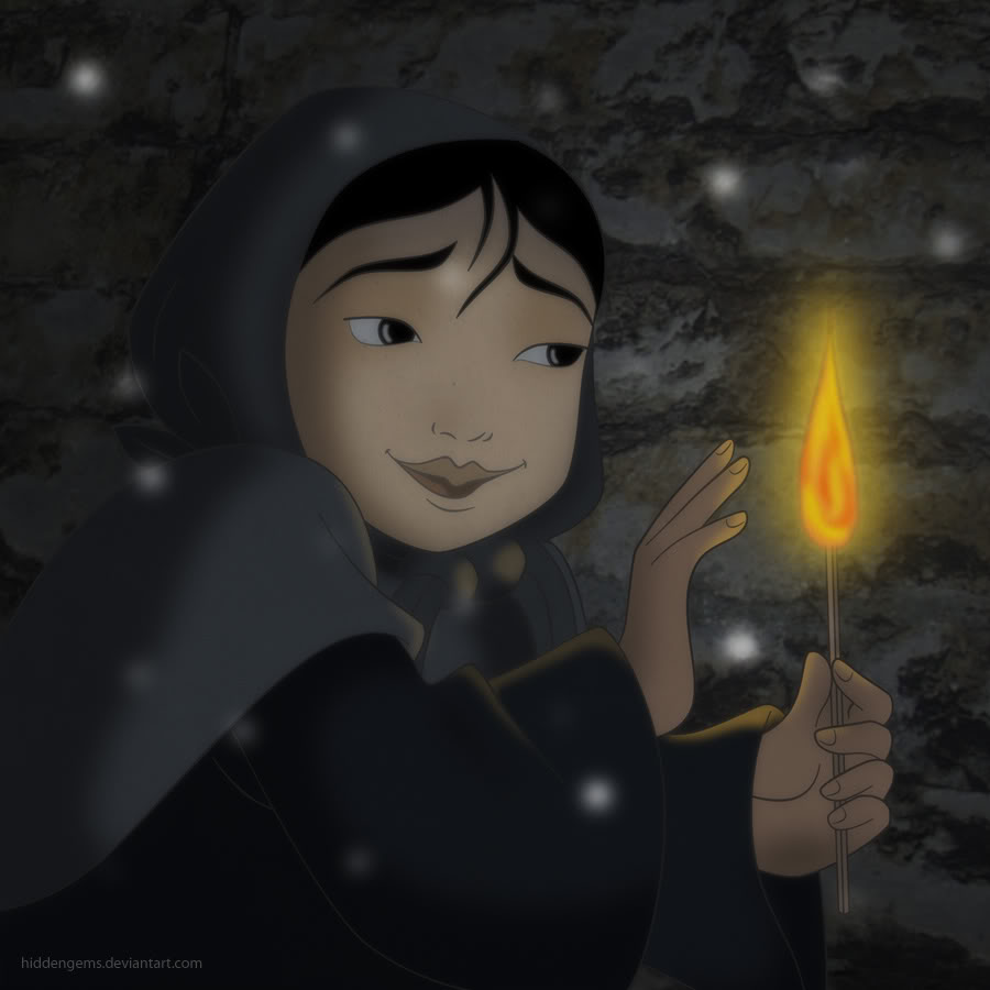 matchstick girls A young girl is sent out by her parents to sell matches on a winter's eve thus  begins hans christian anderson's harrowing tale.