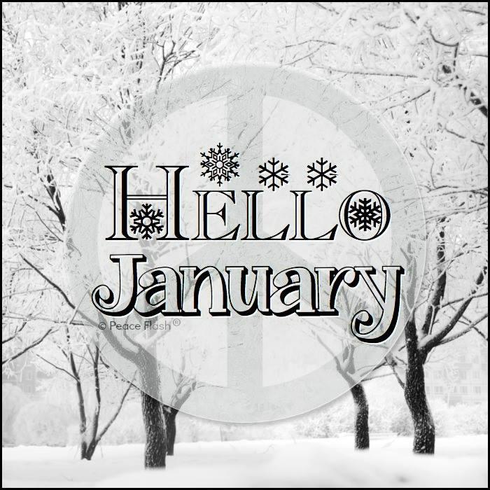 Картинка январь с надписью на английском, песах открытка днем