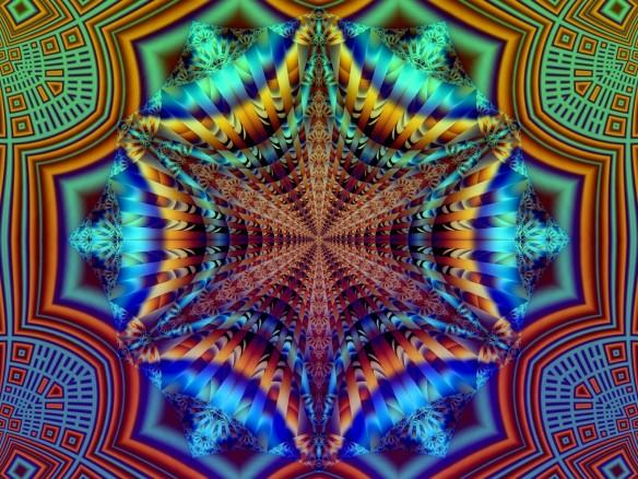 rainbow-fractals-psychedelic by Aya Awakenings