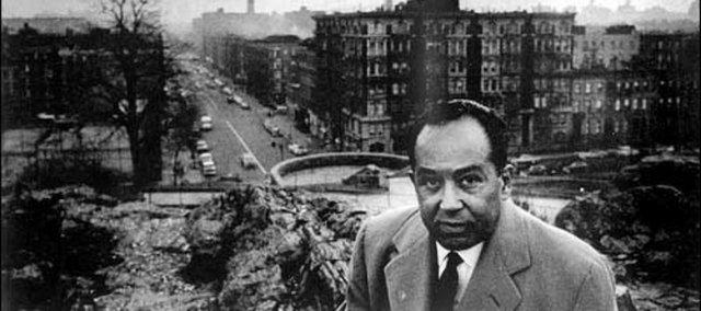Renaissance Langston Poetry Harlem Hughes