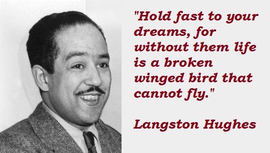 Image result for Langston Hughes famous